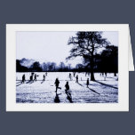 On the Ings, Wetherby Christmas Card