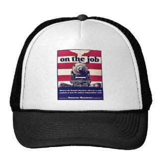 On The Job Trucker Hats