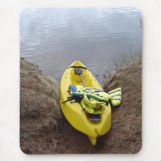 On the Lake Shore Mouse Mat
