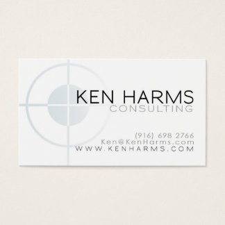 On The Mark card