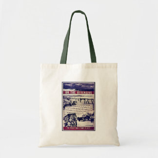 On The Offensive Tote Bags