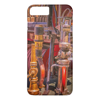 On The Old Firetruck iPhone 8 Plus/7 Plus Case