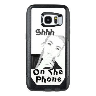 On The Phone, Otterbox Case