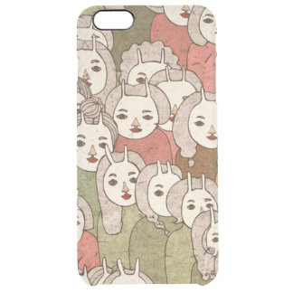 On the platform 2012 clear iPhone 6 plus case