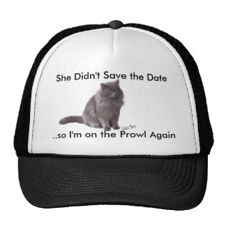 On the Prowl-changable words Trucker Hat