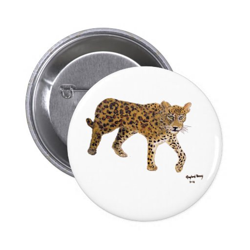 """""""On The Prowl"""" Round Buttons"""