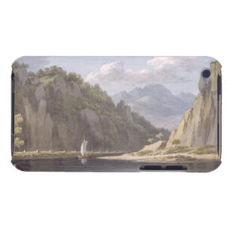 On the River Elbe, near Lowositz in Saxony, plate iPod Touch Covers