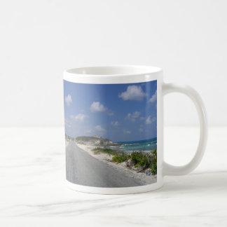 On the Road - Cozumel, Mexico Coffee Mug
