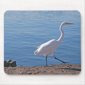 On the Road of Life Mouse Pad