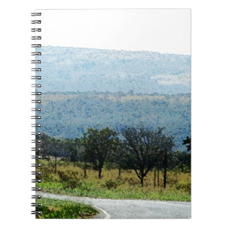 On the Road to Curitiba Notebooks