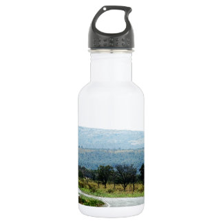 On the Road to Curitiba 18oz Water Bottle