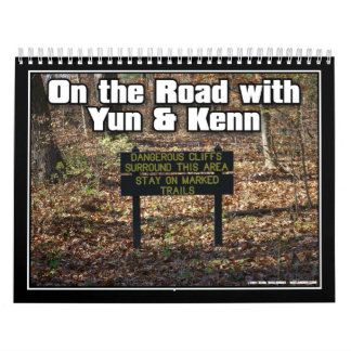 On the Road with Yun & Kenn Calendars