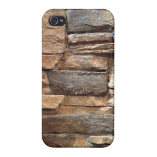 On the rocks iPhone 4/4S cover