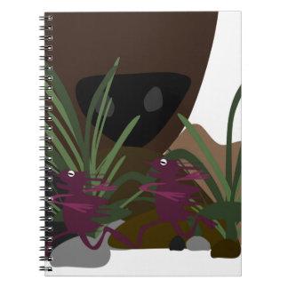 On the Run Notebook