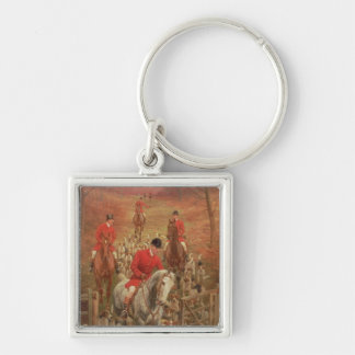 On the Scent, 1906 Key Ring
