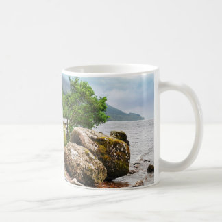 On the shores of Loch Ness Mugs