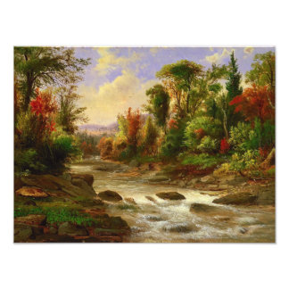 On the St. Annes East Canada by Duncanson Photographic Print