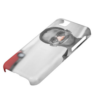 on the street clown iPhone 5C cases