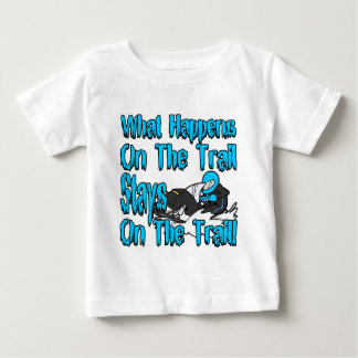 On The Trail Baby T-Shirt