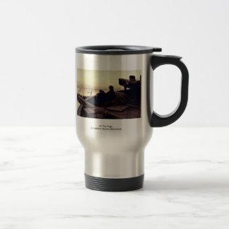 On The Volga By Archipow Abram Jefimowitsch Mug