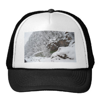 On the Way to Cascade Gorge- Durango CO Mesh Hats
