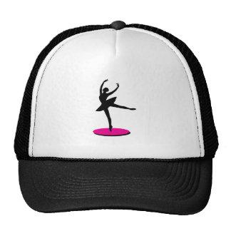 On Toe Ballerina Mesh Hats