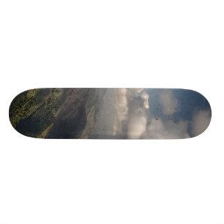On top a Mountain Skate Board Decks