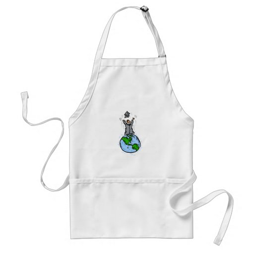 On top of the World Apron