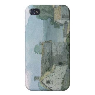 On Ullswater, Cumberland, 1791 iPhone 4 Cover