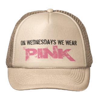 on Wednesdays we wear PINK Cap