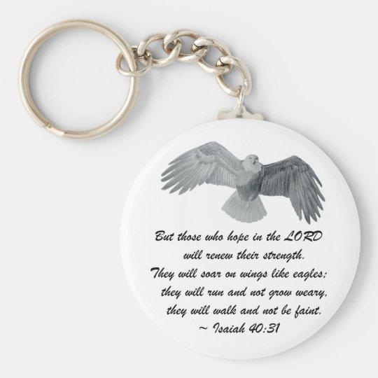 On wings like Eagles - Is 40:31 Key