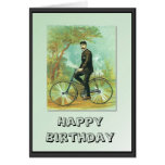 On your bike greeting cards