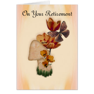 On Your Retirement Card