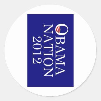 ONat - v10 Classic Round Sticker