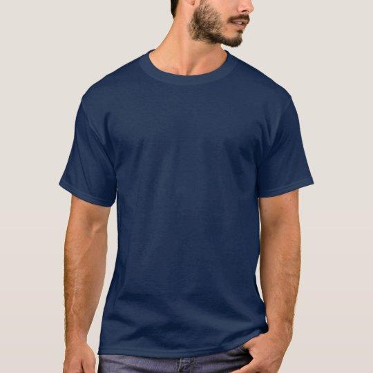 Once a firefighter, always a firefigher t-shirt