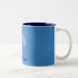 Once in a blue moon coffee mugs