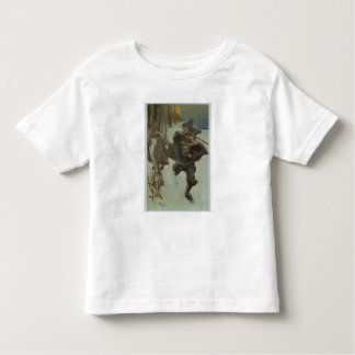 Once it Chased Doctor Wilkinson Toddler T-Shirt