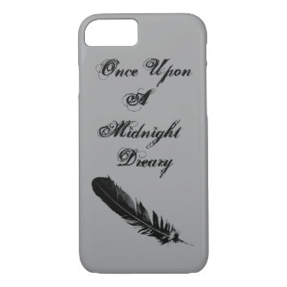 Once upon a midnight dreary - phone case