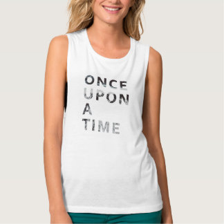 Once Upon a Time Flowy Muscle Tank Top