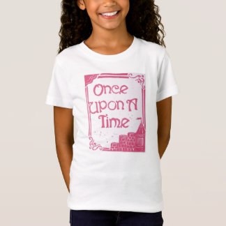 Once Upon A Time Girls' Fine Jersey T-Shirt