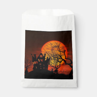 Once Upon A Time Halloween Favor Bags