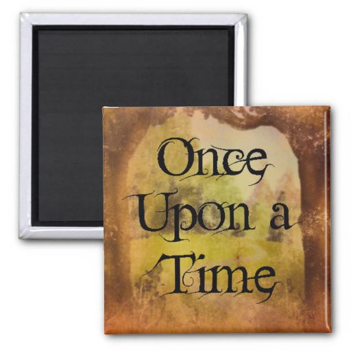 ONCE UPON A TIME Magnet Magnet