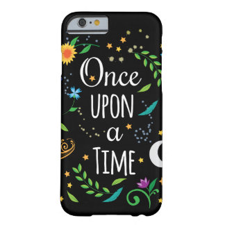 Once Upon a Time Phone Case Barely There iPhone 6 Case