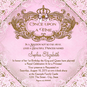 Awe Inspiring 1St Birthday Invitations Zazzle Uk Funny Birthday Cards Online Inifofree Goldxyz
