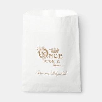 Once Upon a Time Princess Favour Bag