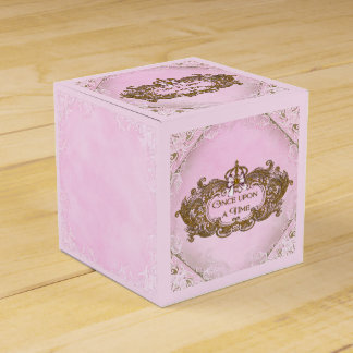 Once Upon a Time Princess Favour Boxes