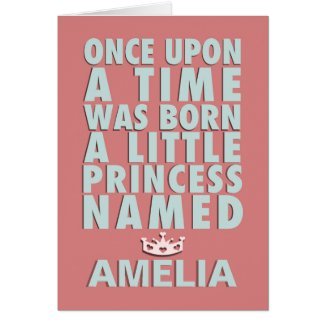 Once Upon A Time - Princess Papercut Style