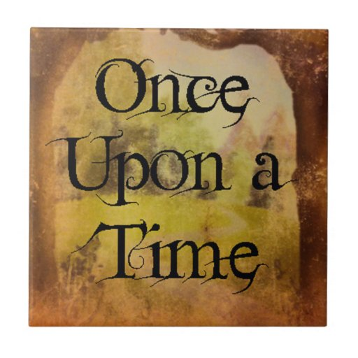 ONCE UPON A TIME Tile