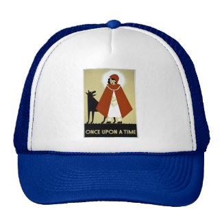 Once Upon a Time - WPA Poster - Mesh Hat