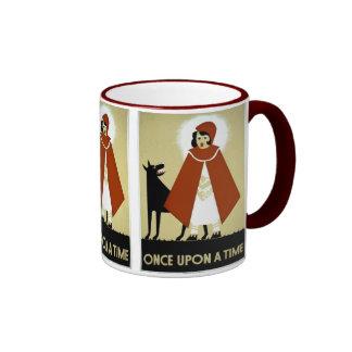Once Upon a Time - WPA Poster - Coffee Mug
